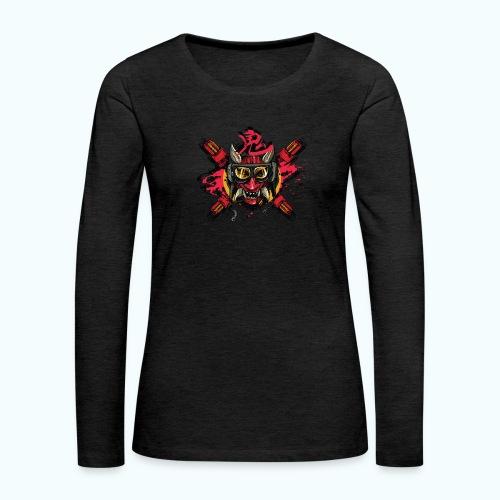 Engine Demon - Women's Premium Longsleeve Shirt