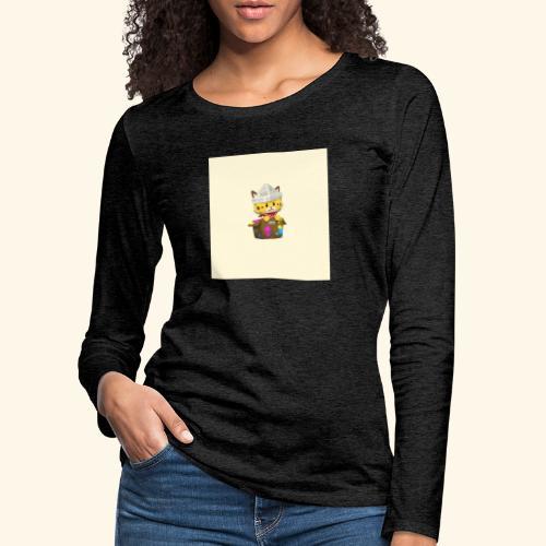 HCP custo 6 - Women's Premium Longsleeve Shirt