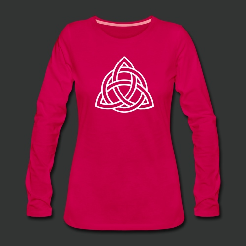 Celtic Knot — Celtic Circle - Women's Premium Longsleeve Shirt