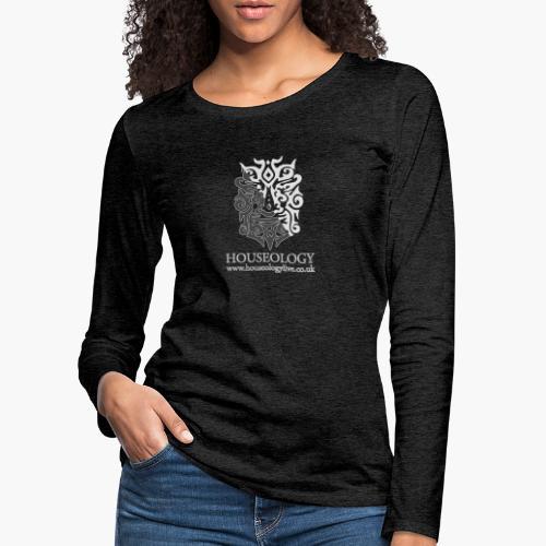 Houseology Original - 50/50 - Women's Premium Longsleeve Shirt