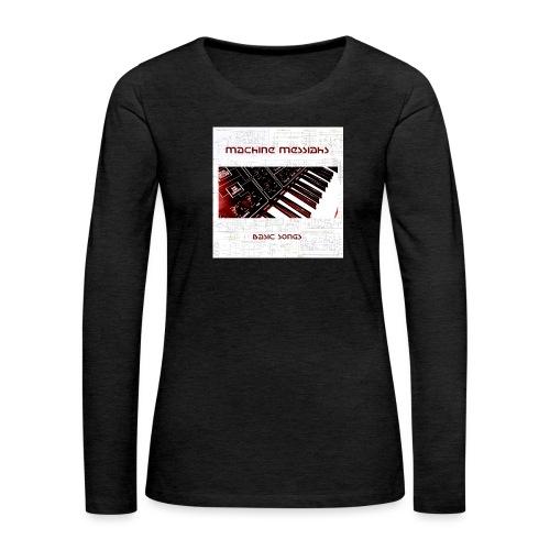 basic songs - Women's Premium Longsleeve Shirt