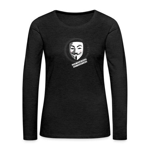 Anonymous Love Your Rage - Women's Premium Longsleeve Shirt