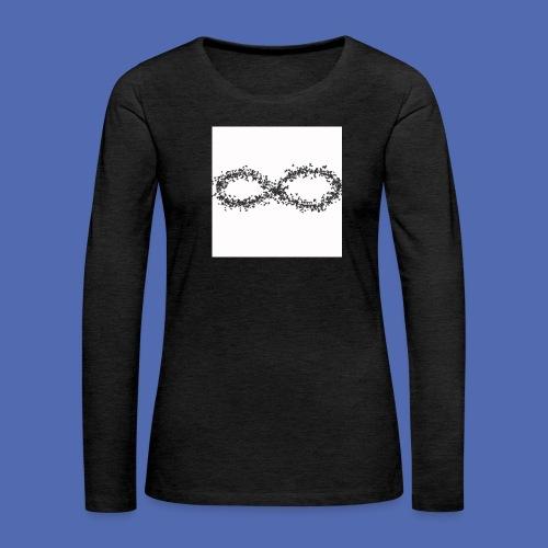 werf-jpg - Maglietta Premium a manica lunga da donna