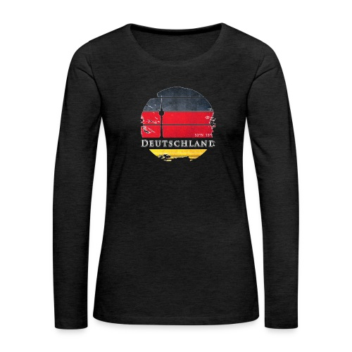 DEUTSCHLAND 2 - Women's Premium Longsleeve Shirt