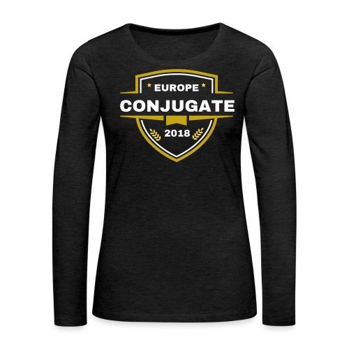 Conjugate luxury - Women's Premium Longsleeve Shirt