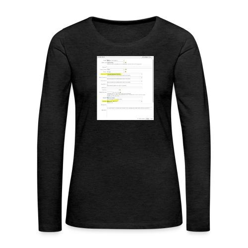 IMG_20112014_164024 - Koszulka damska Premium z długim rękawem