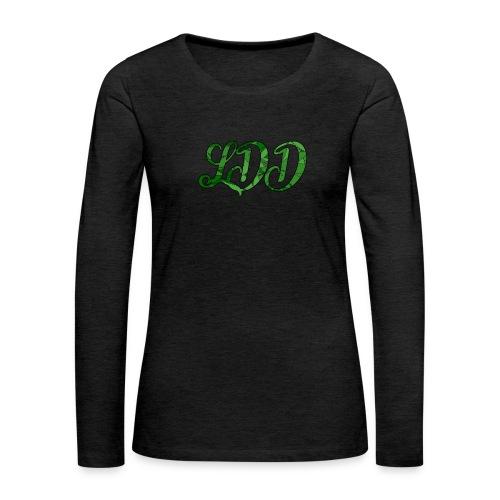 LDD T-Shirt Homme - T-shirt manches longues Premium Femme
