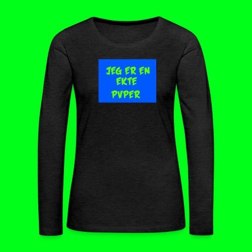 GotPvpGeneseren - Premium langermet T-skjorte for kvinner
