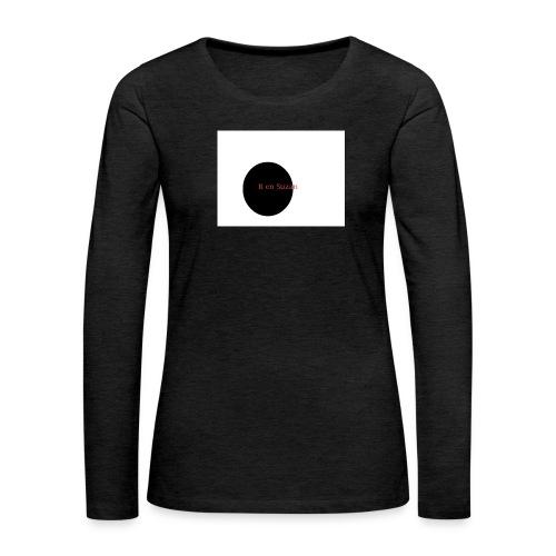 roel en zuzan - Vrouwen Premium shirt met lange mouwen