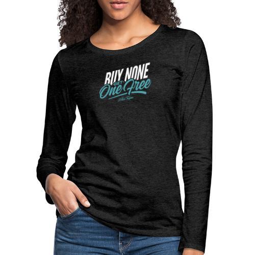 BNGOF - Women's Premium Longsleeve Shirt