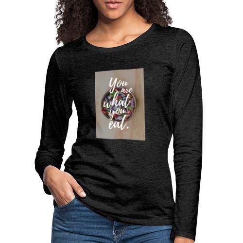Citation collection - N2 - T-shirt manches longues Premium Femme