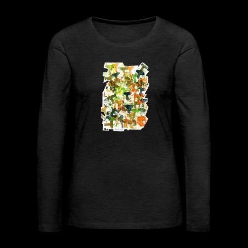 Autumn T BY TAiTO - Naisten premium pitkähihainen t-paita