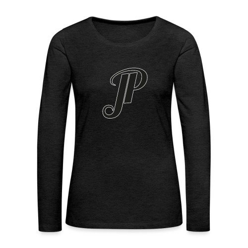 JessicaParish Logo - Frauen Premium Langarmshirt