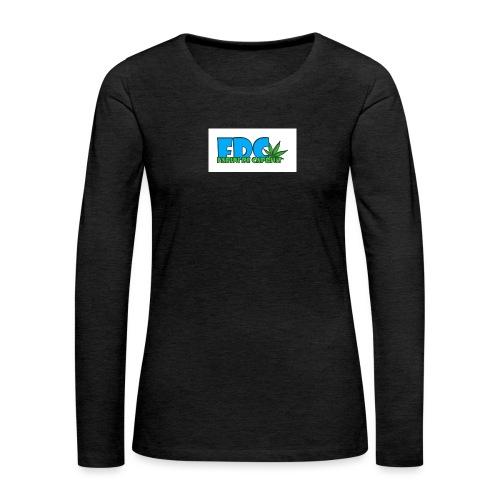 Logo_Fabini_camisetas-jpg - Camiseta de manga larga premium mujer