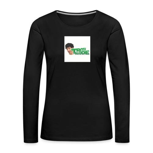 spillette - Maglietta Premium a manica lunga da donna