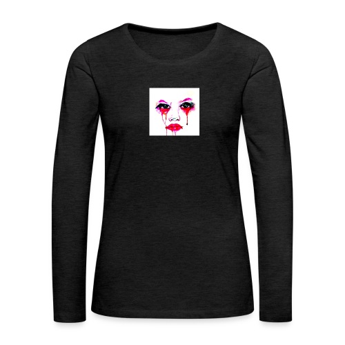 4-jpeg - Camiseta de manga larga premium mujer