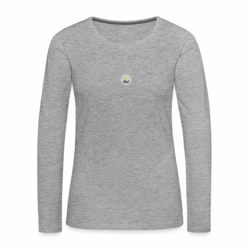 Cheet - Maglietta Premium a manica lunga da donna