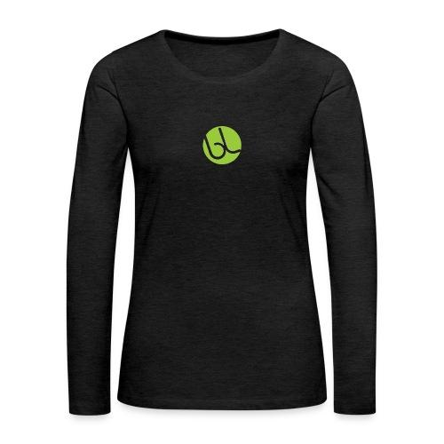IMG_0149-PNG - Dame premium T-shirt med lange ærmer