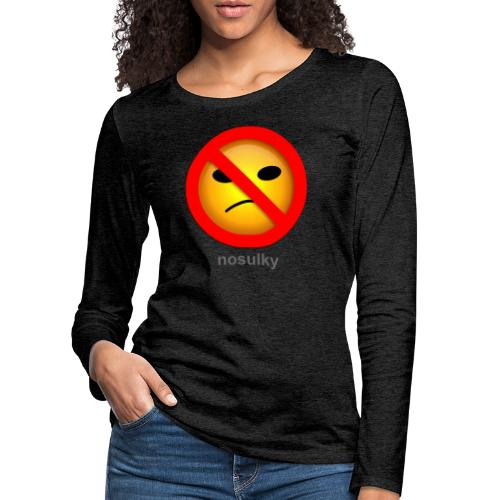 nosulky - T-shirt manches longues Premium Femme