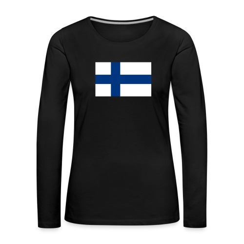 Infidel - vääräuskoinen - Naisten premium pitkähihainen t-paita