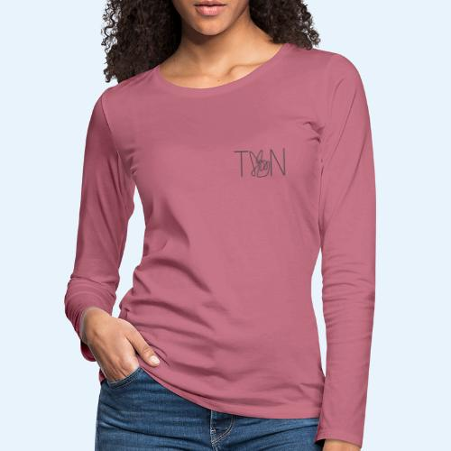 LOGOBRO - Women's Premium Longsleeve Shirt