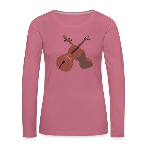 Cello - Women's Premium Longsleeve Shirt