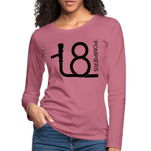 lance_18_1 - T-shirt manches longues Premium Femme