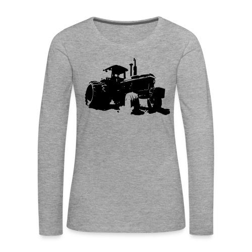 JD4840 - Women's Premium Longsleeve Shirt