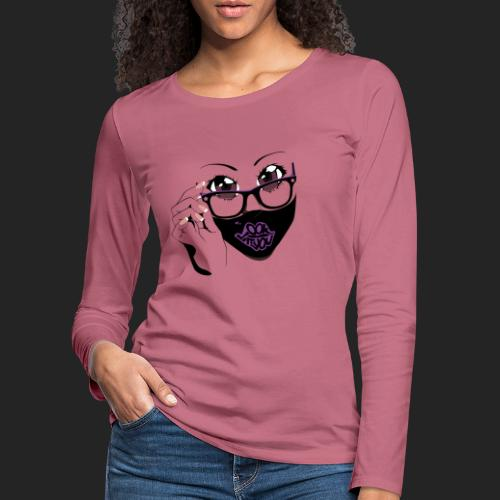Regarde-toi - T-shirt manches longues Premium Femme