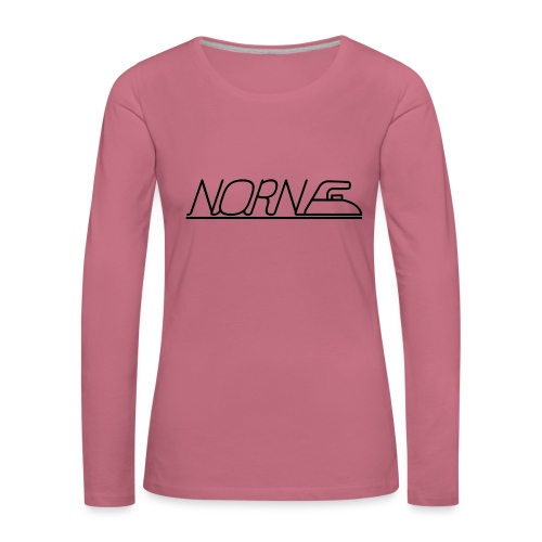 Norn Iron - Women's Premium Longsleeve Shirt