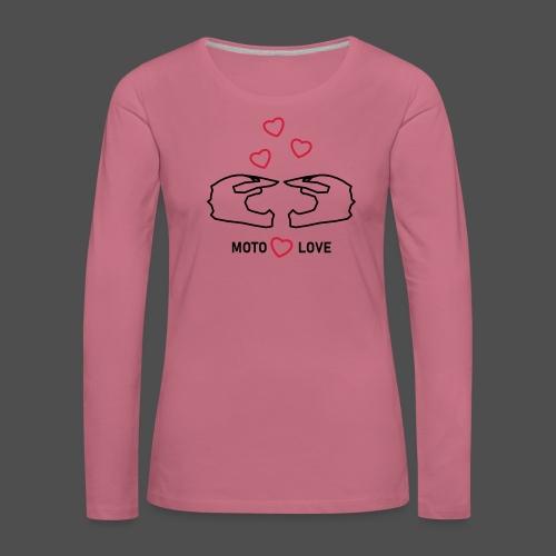 MOTOLOVE 9ML03 - Women's Premium Longsleeve Shirt