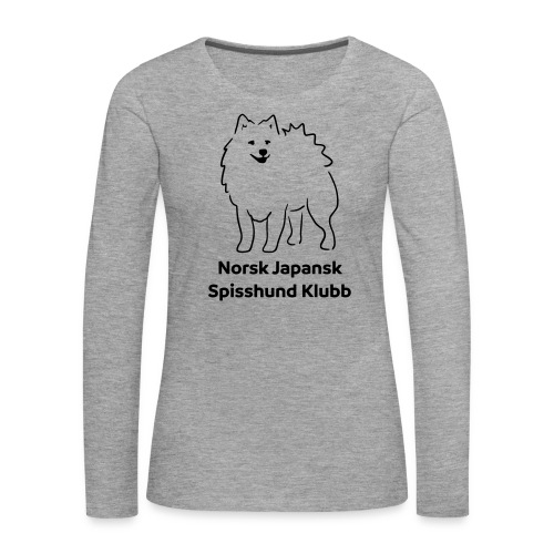 NJSK - Women's Premium Longsleeve Shirt