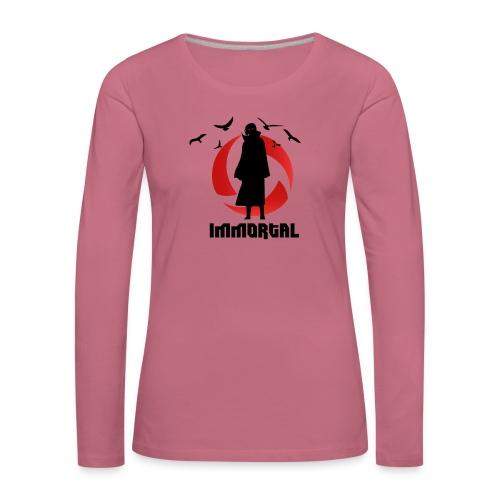 itachi immortal - Frauen Premium Langarmshirt
