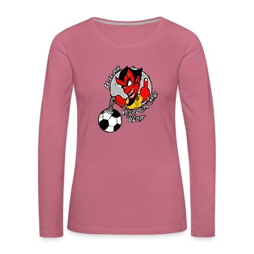 o'love - Vrouwen Premium shirt met lange mouwen