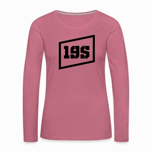 19series Logo - Frauen Premium Langarmshirt