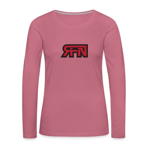 robinredblack 24 - Premium langermet T-skjorte for kvinner