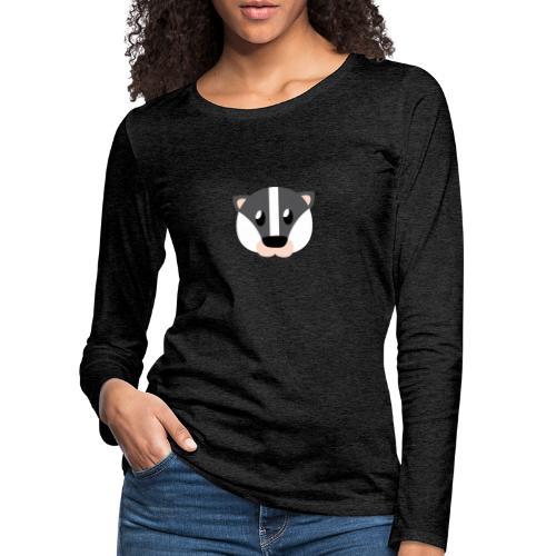 Dachs »Didi« - Women's Premium Longsleeve Shirt