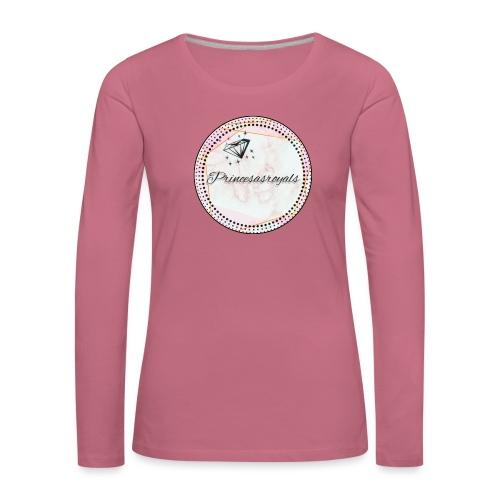 Princesasroyals - Frauen Premium Langarmshirt