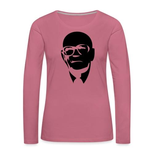 UKK Urko Kekkonen - Naisten premium pitkähihainen t-paita
