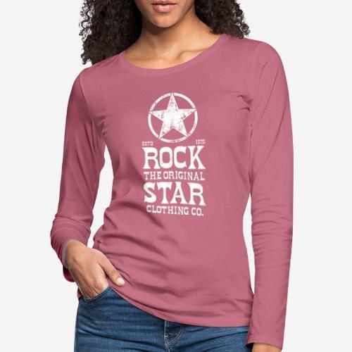 Original - Frauen Premium Langarmshirt