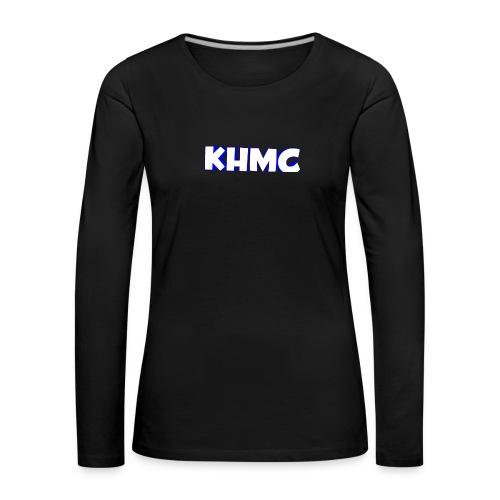 The Official KHMC Merch - Women's Premium Longsleeve Shirt