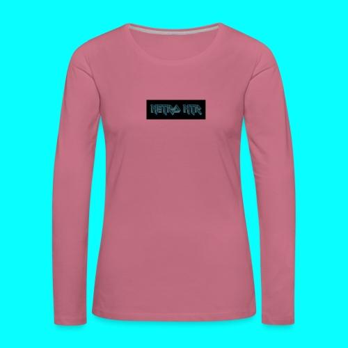 coollogo_com-6222185 - Vrouwen Premium shirt met lange mouwen