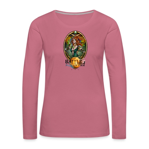 Battle for Legend : Mythrilisatrice - T-shirt manches longues Premium Femme