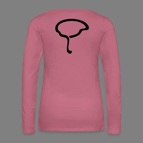 MBS_Logo_Version_1 - Frauen Premium Langarmshirt