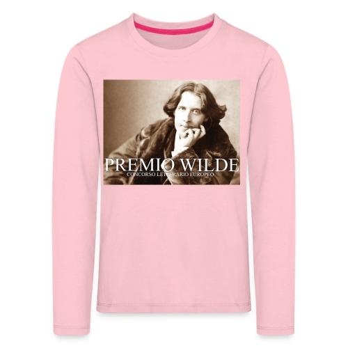 Wilde european award - Maglietta Premium a manica lunga per bambini