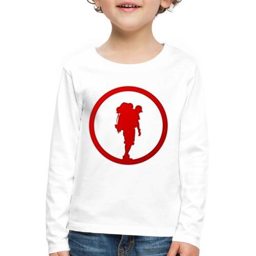 Outdoor Technica Icon - Kids' Premium Longsleeve Shirt