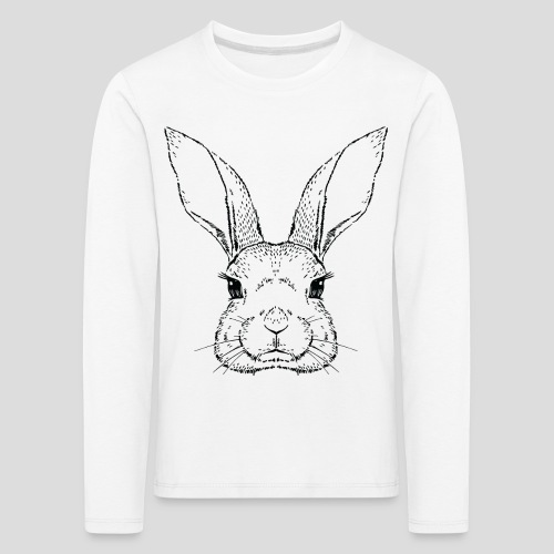 Lapin - T-shirt manches longues Premium Enfant