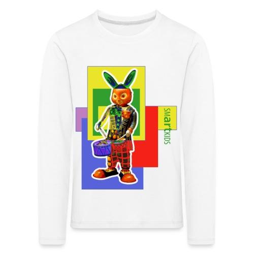 smARTkids - Slammin' Rabbit - Kids' Premium Longsleeve Shirt