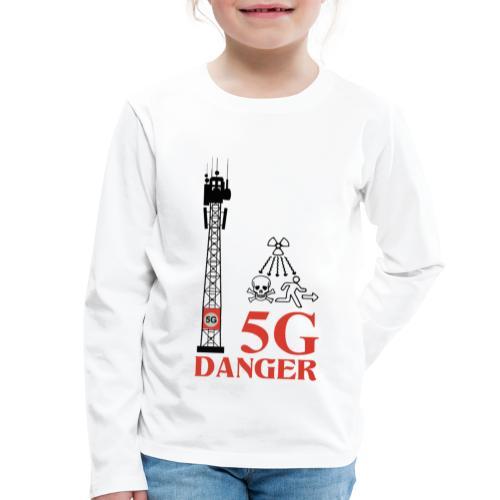 5 G Danger - Kids' Premium Longsleeve Shirt