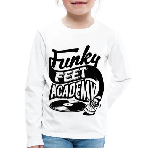 Hip Hop - T-shirt manches longues Premium Enfant